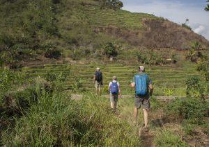 Trekking in Ruteng