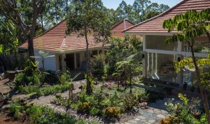 Ara Garden Inn, Accommodation, Yoga class and Spa